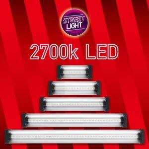 2700k LED Light Range