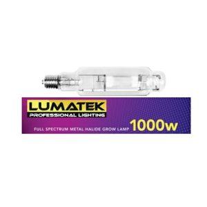 Lumatek 1000w Metal Halide Grow Lamp