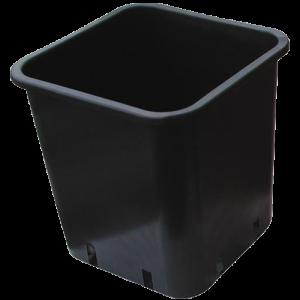 Simple Square Pot