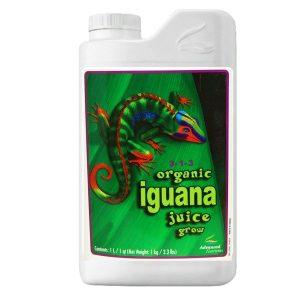 eng pl Advanced Nutrients Organic Iguana Juice Grow 1L 443 2