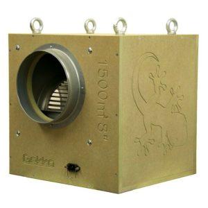 gekko acoustic box fan extractor fan 5144 1 p