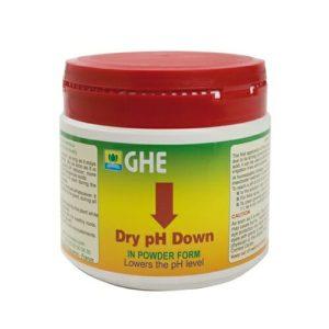 ghe ph down dry